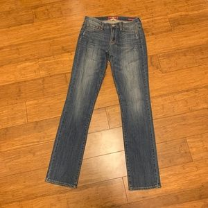 Lucky Brand Dungarees Women's Sofia Straight Jeans